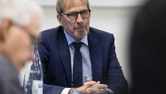 Hans-Rudolf Schwarz wird neu die Geschicke der Justizvollzugsanstalt Thorberg leiten.