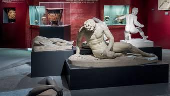Skulpturhalle: Grenzenlos grausam? Bilder der Gewalt in der antiken Welt