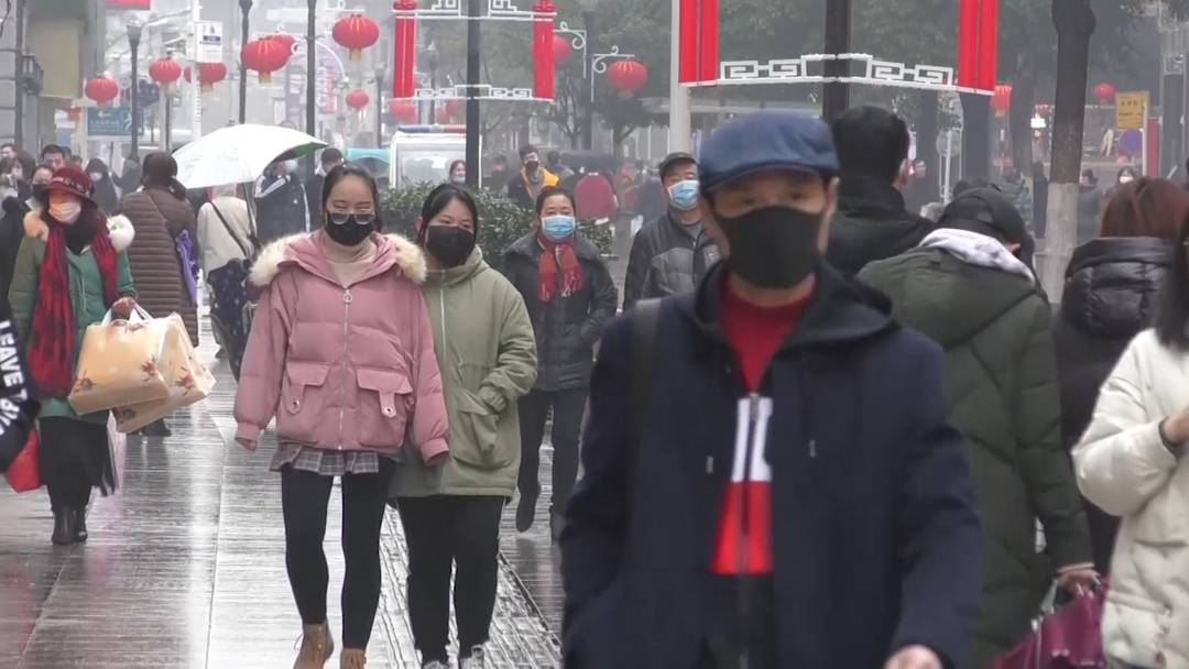 Coronavirus: Mehr Tote in China und erster Fall in den USA