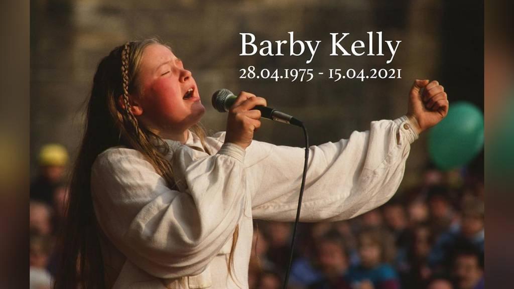 Barby Kelly ist verstorben
