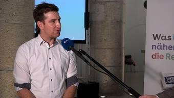 """Thumb for 'Dieter Egli (SP) gewinnt Regierungsratswahlen Aargau 2020 vor Christiane Guyer (Grüne) - Grünenpräsident Daniel Hölzle: """"Ich bin überrascht""""'"""