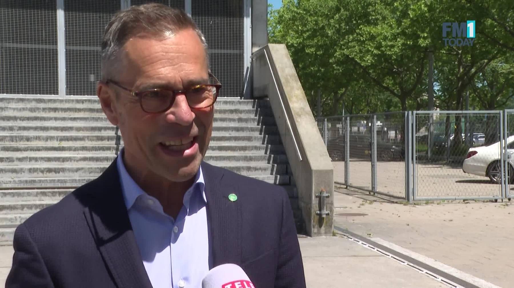 Thumb for ‹FCSG-Präsident Matthias Hüppi über SFL-Entscheid›