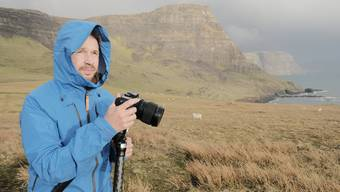 Landschaftsfotograf Oliver Wehrli ist stets auf der Suche nach dem perfekten Moment