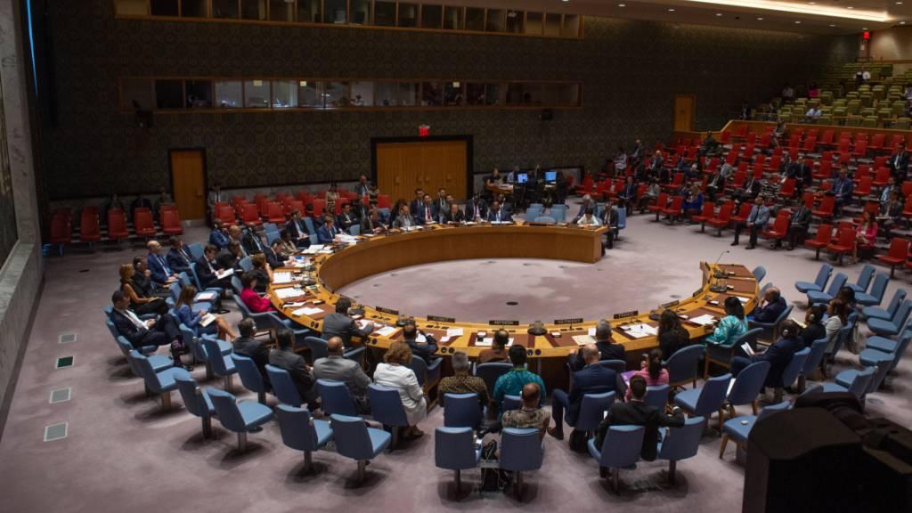 Uno-Sicherheitsrat verlängert Waffenembargo gegen Libyen
