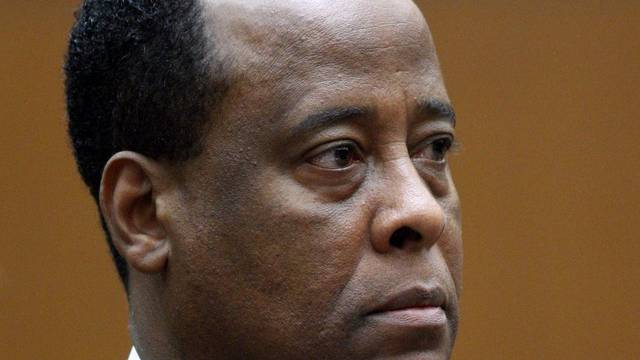 Michael Jacksons Leibarzt Conrad Murray