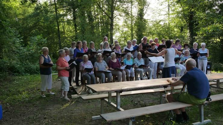 Wynentaler-Chor Allegro