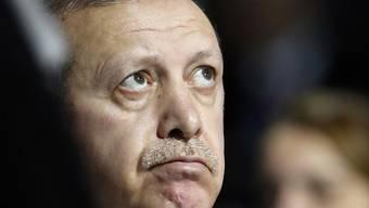 Die Schlammschlacht zwischen Russland und der Türkei geht weiter: Nun erhebt Moskau persönliche Vorwürfe gegen den türkischen Präsidenten Erdogan. (Archiv)