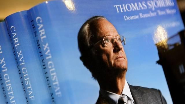 """Das Buch """"Der widerwillige Monarch"""" geht unsanft mit dem Privatleben des schwedischen Königs um"""