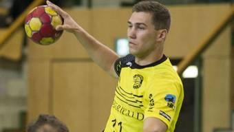 Tomas Babak: 13-facher Torschütze für St. Otmar