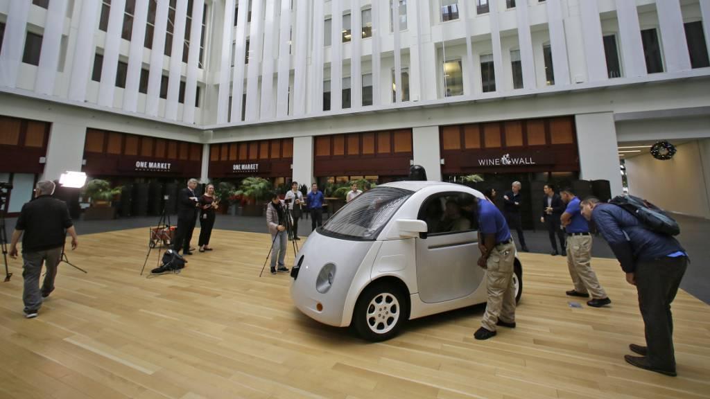 Waymo schickt Roboterwagen nach Los Angeles