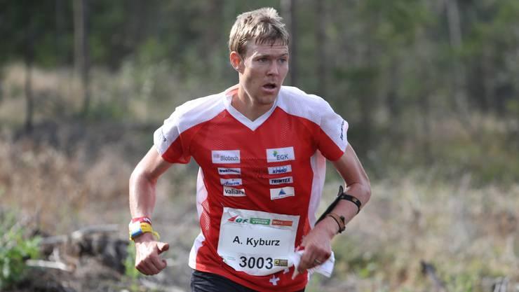 Nach elf Jahren im Elitekader beendet der Fricktaler Orientierungsläufer Andreas Kyburz seine Karriere als Spitzensportler.