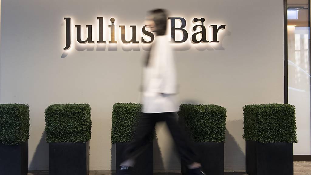 Die Zürcher Vermögensverwaltungsbank Julius Bär hat mit der US-Regierung nun definitiv einen Vergleich geschlossen. Sie war ins Visier der US-Justiz geraten im Zusammenhang mit mutmasslichen Geldwäscherei- und Korruptionsfällen von Fifa-Funktionären. (Symbolbild)