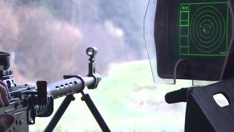 Nach dem Schock über das Armee-Projektil im Wohnhaus kommt die Skepsis. Kann sich eine Kugel wirklich von Birmensdorf nach Oberwil-Lieli verirren?
