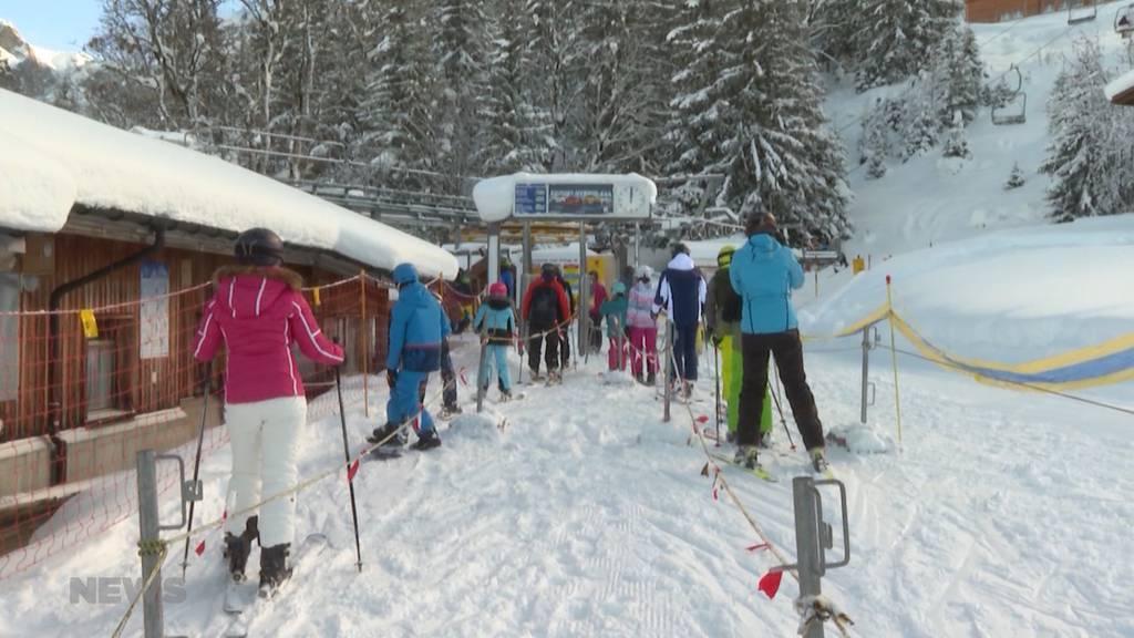 Trotz Corona: Die Skisaison hat wieder begonnen