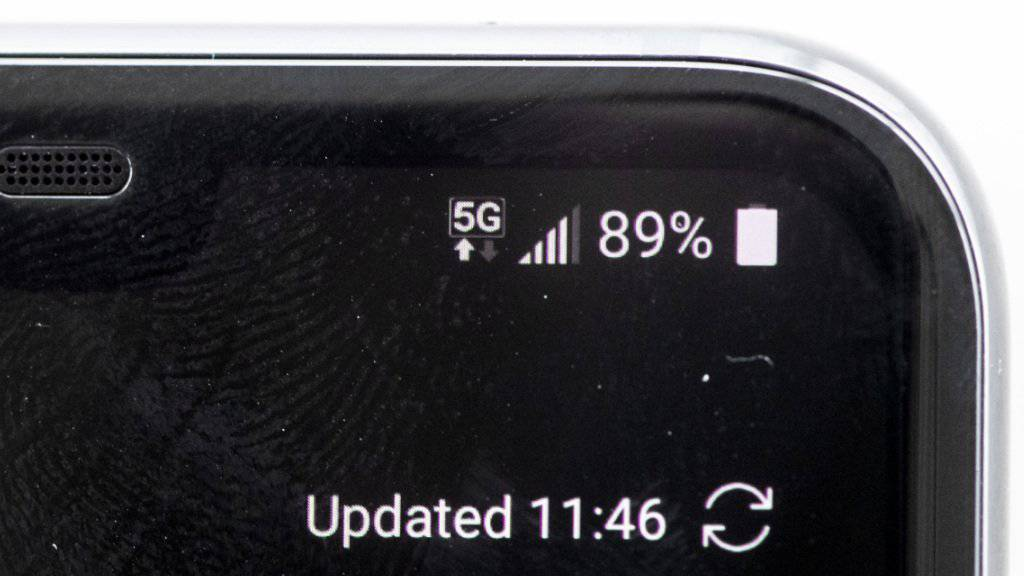 Erste 5G-Handys ab Donnerstag erhältlich