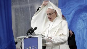 Der Papst mit neuen Tönen zum Thema Homosexualität.