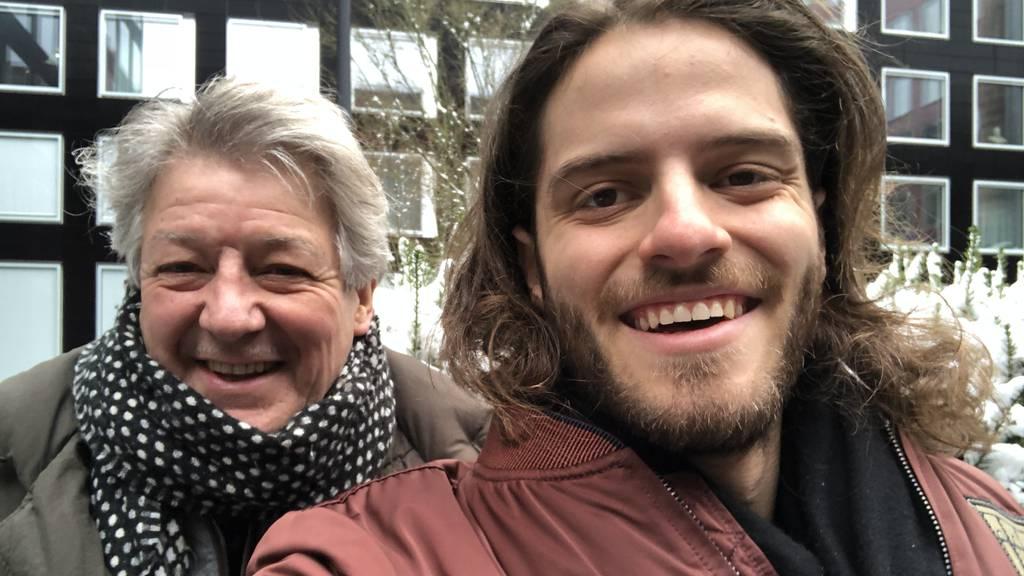 Erich Schmid ist Regisseur vom schweizer Film »Staatenlos«