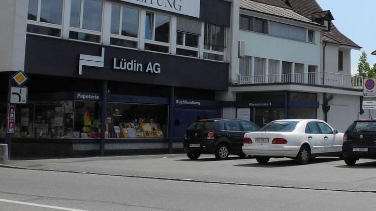 Die Lüdin AG schliesst ihre Papeterie in Liestal.