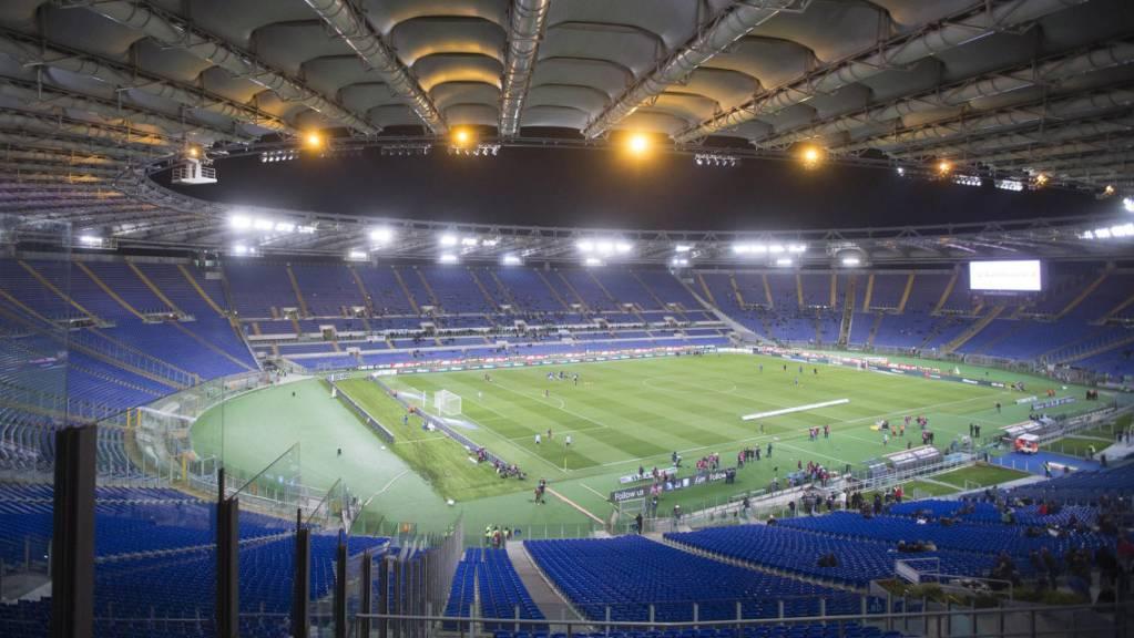 Das Stadio Olimpico in Rom wird der Auftaktort der paneuropäischen EM.