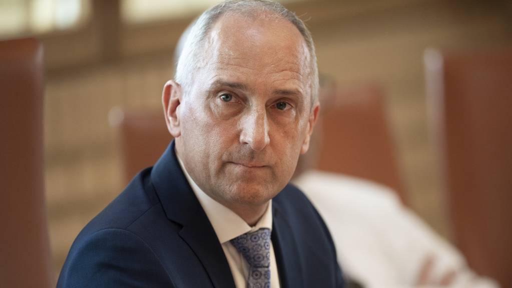Adrian Hasler, Regierungschef des Fürstentums Liechtenstein