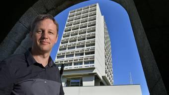 Kurt Schneider wird der Stadt Olten als Leiter Direktion Bau weiterhin erhalten bleiben.