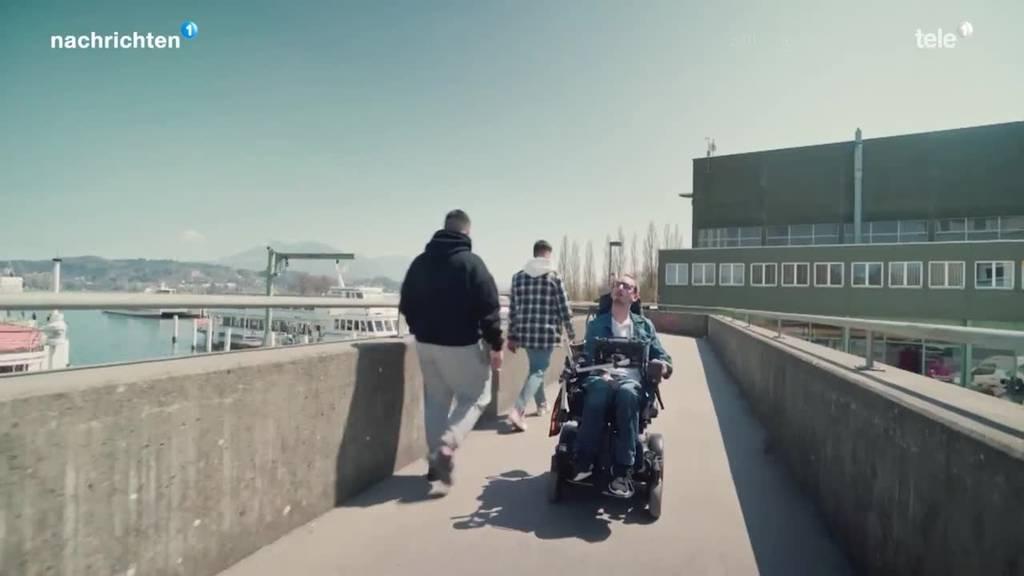 Roadshow in Schulen zum Thema Behinderung