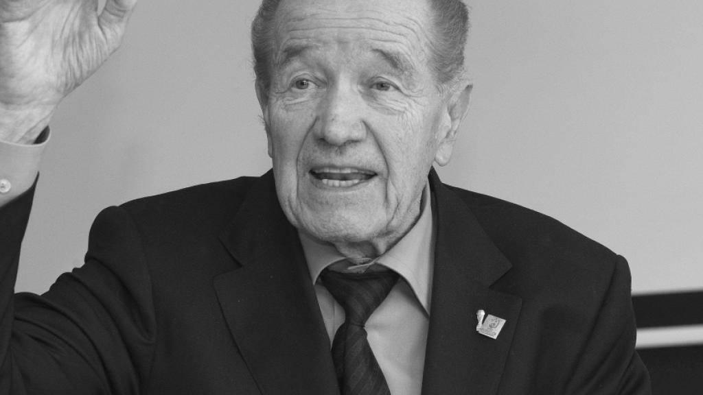 """""""Monsieur Xamax"""" Gilbert Facchinetti ist im Alter von 82 Jahren verstorben"""