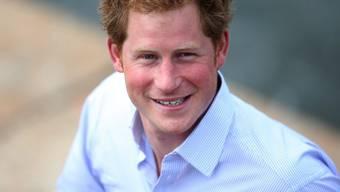 Prinz Harry ermunterte am Donnerstag in einer öffentlichen Aktion dazu, sich auf HIV testen zu lassen. (Archivbild)