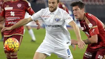 Christian Schneuwly (27) verlässt den FC Zürich nach einem Jahr wieder und wechselt per sofort zum FC Luzern