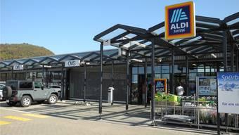 Aldi vergrössert in Frick seine bestehende Ladenfläche um 200 Quadratmeter.