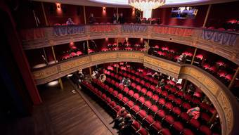 Eröffnung Stadttheater Solothurn