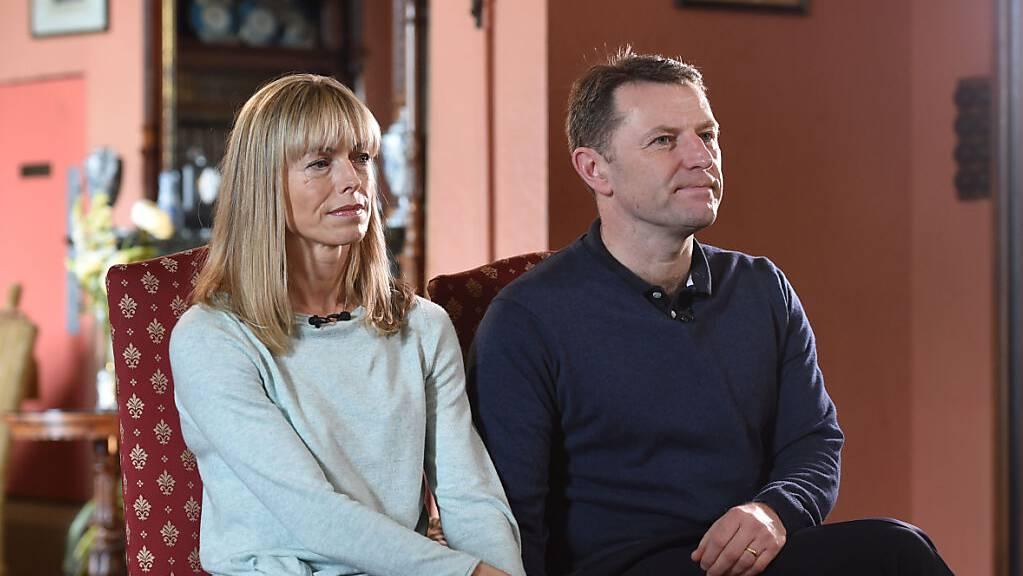 Kate und Gerry McCann geben der BBC ein Interview zum Verschwinden ihrer Tochter Madeleine. (Archivbild)