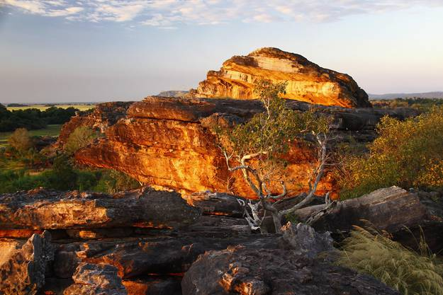Australien ist das Land  der unendlichen Weiten und der bizarren Felsformationen