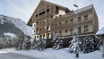 So sah das Chedi im vergangenen Winter aus: Vom Service des Luxushotels in Andermatt profitieren 42 Residenzen und 12 Penthouses.