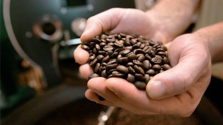 «Wir wollen die Kaffee-Vertriebswege aufbrechen», sagt algrano-Mitgründer Raphael Studer.Keith Srakocic/Keystone