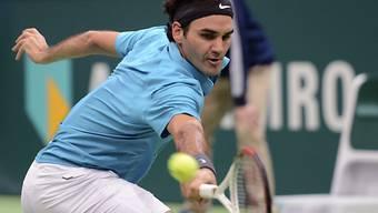 Roger Federer vermochte für einmal nicht zu überzeugen