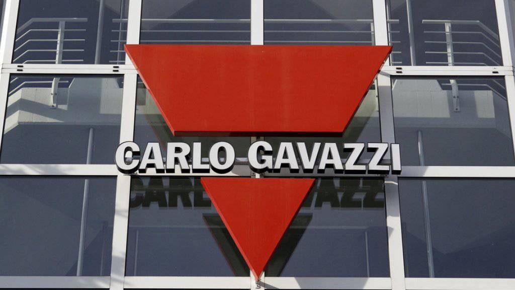 Carlo Gavazzi erzielte 2015/16 wegen Kursverlusten weniger Gewinn.