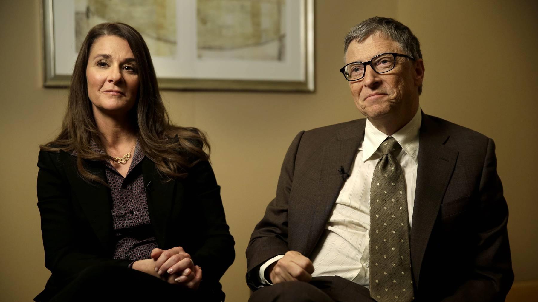 Mit ihrer Stiftung haben sie jahrelang gegen Armut, Krankheiten und Hunger gekämpft. Privat gehen Bill und Melinda Gates nun getrennte Wege.