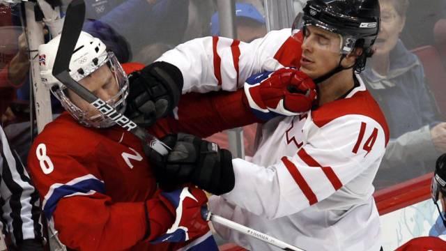 Roman Wick gibt bei Ottawa sein NHL-Debüt