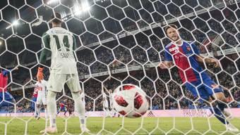 Der FCB hat bisher wettbewerbsübergreifend 32 Tore erzielt.