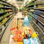Während Erdölprodukte undMedikamente billiger wurden, ist Einkaufen und Wohnen im letzten Jahr durchschnittlich teurer geworden.