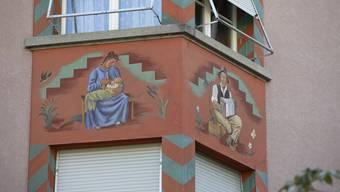 Den Fassadenbildern auf der Spur