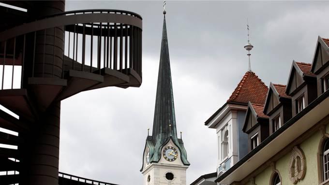 Der Heilige Bimbam zu Pfingsten auf den sieben  Glocken der Eusebiuskirche mit Live-Orgelbegleitung  von Albert Knechtle im  Internet startet am Sonntag um 11.30 Uhr.