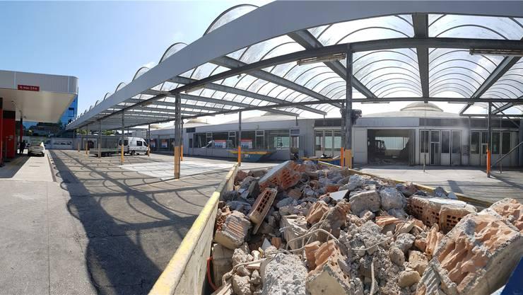 Migros will auf dem Areal der ehemaligen AMAG-Werkstätte einziehen.