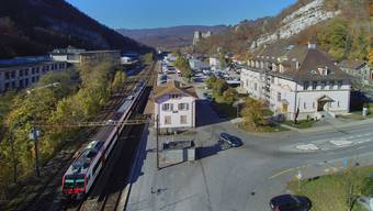 Schon heute wird das Von Roll-Areal in Balsthal «Industriezone Klus» genannt.