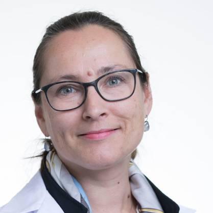 Dagmar Schmid Leiterin der Klinik für Psychosomatik, St.Gallen.