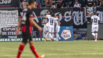 Xamax - FC Basel, 24.08.2019