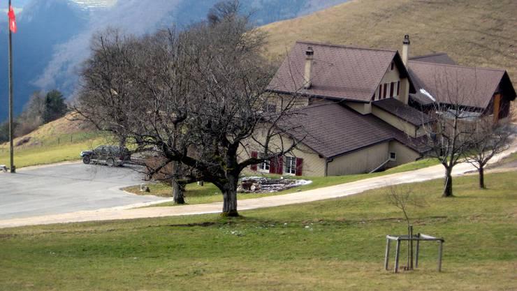 Der Berghof und Restaurant Roggen ist Eigentum der Bürgergemeinde Oensingen.