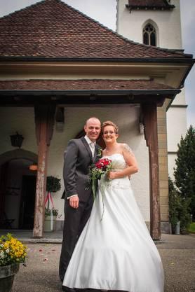Nicole und Marc Bürki aus Hunzenschwil