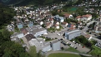Noch ist unklar, wie die neue Überbauung auf dem Wernli-Areal dereinst aussehen soll.